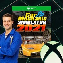 CAR MECHANIC SIMULATOR 2021 XBOX KEY🔑