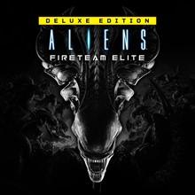 ✅ Aliens: Fireteam Elite Deluxe Edition | Xbox Series