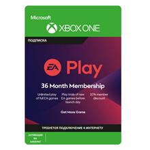 ✅ EA PLAY (EA ACCESS) 36 MONTH (XBOX ONE / Global)