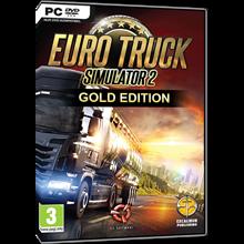 Euro Truck Simulator 2 Gold Edition (Steam/RU+CIS)