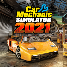 Car Mechanic Simulator 2021 (Account rent Steam) GFN