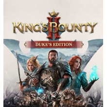 King´s Bounty II - Duke´s Edition+AUTOACTIVAT+GLOBAL🌎