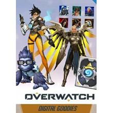 Overwatch: Digital Goodies (DLC) Battle.Net GLOBAL Key