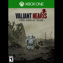 Valiant Hearts: The Great War🔑XBOX ONE/X|S💳🌏