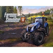 Farming Simulator 15 (steam key) -- RU