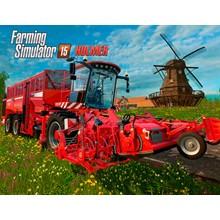 Farming Simulator 15 HOLMER (steam key) -- RU