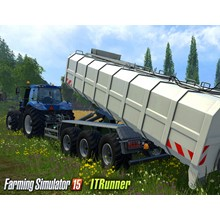 Farming Simulator 15  ITRunner (steam key) -- RU