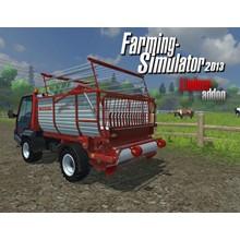 Farming Simulator 2013  Lindner Unitrac (steam) -- RU