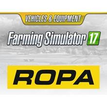 Farming Simulator 17  ROPA Pack (steam key) -- RU