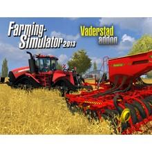 Farming Simulator 2013 Vaderstad (steam key) -- RU
