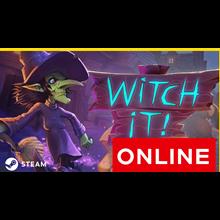 ⭐️ Witch It - STEAM ONLINE (Region Free)