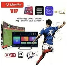 IPTV 6 Mois (M3U✔️SMART TV✔️ANDROID✔️MAG) +Adult