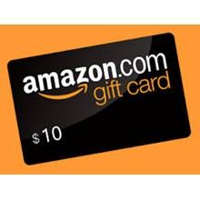 AMAZON Gift Cards 10 USD (USA)