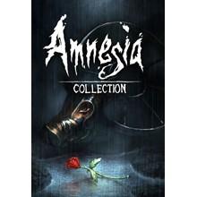 Amnesia: Collection Xbox (ONE SERIES S X)KEY🔑