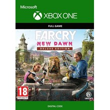 🎮Far Cry® New Dawn Deluxe Edition XBOX ONE / X|S🔑Key