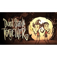 Don't Starve Together (Steam Gift - CHINA)