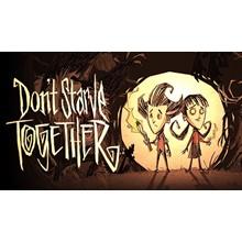 Don't Starve Together (Steam Gift - Region Free/Clobal)