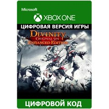 Divinity Original Sin Enhanced Edition XBOX ONE ключ