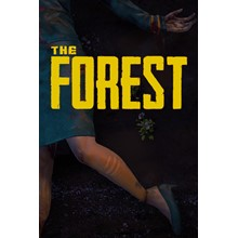 The Forest (Tradable Steam Gift Region Free / ROW)