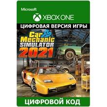 Car Mechanic Simulator 2021 XBOX ONE/Series X|S ключ