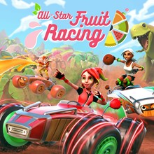 All-Star Fruit Racing XBOX ONE / XBOX SERIES X|S 🔑