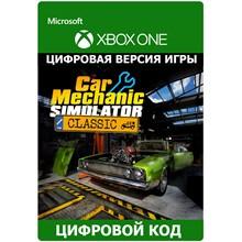 Car Mechanic Simulator Classic XBOX ONE/Series X|S ключ