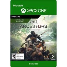 ✅ Ancestors: The Humankind Odyssey XBOX ONE X S Key 🔑