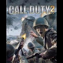 Call of Duty 2 - ONLY RU KEY