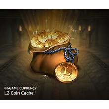 L2 Coin Cache [3333] 🔑 Lineage II Aden 🔵🔴🔵 KEY