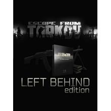 Escape from Tarkov Left Behind Edition (RU+CIS/VPN)