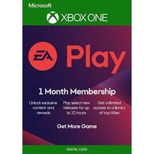 EA Play 1 Month Subscription (XBOX ONE/GLOBAL KEY)