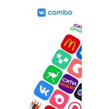 VK Combo promo code for 90 DAYS (3 months)