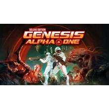 Genesis Alpha One Deluxe Edition STEAM KEY RU+CIS