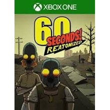 60 Seconds! Reatomized for Xbox