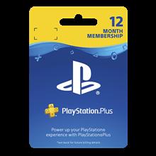 Playstation PLUS (PSN PLUS) USA 12 MONTHS (365 DAYS)