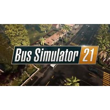 🚌 Bus Simulator 21 💎Extended (STEAM) Account 🌍GLOBAL