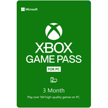 ✅XBOX GAME PASS +EAPlay+Paypal for PC: 3 Month GLOBAL🌍