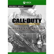 🎮Call of Duty®: Advanced Warfare Digital Pro Xbox🔑Key