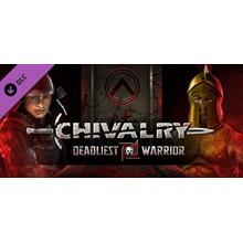 Chivalry: Deadliest Warrior DLC [SteamGift/RU+CIS]