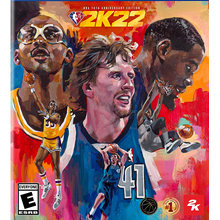 ✅ 🔥NBA 2K22 NBA 75th Anniversary Edition🔥 ✅