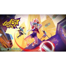 ✅ Knockout City ORIGIN KEY 🌎(Region Free)