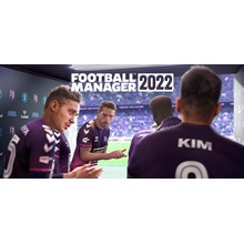 Football Manager 2022 (Steam Gift RU) 🔥