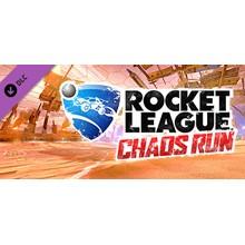 Rocket League Chaos Run DLC Pack Steam Gift Region Free