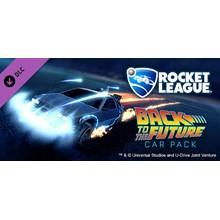 Rocket League Back to the Future Car Pack STEAM RU/CIS