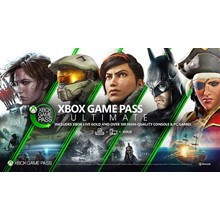 GAME PASS ULTIMATE😎 1month RU