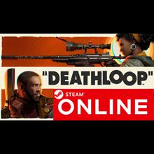 🔥 DEATHLOOP - STEAM ONLINE (Region Free)