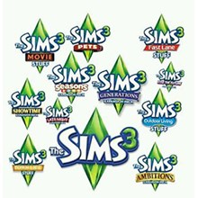 The Sims 3 + All Expansions/ Origin / Warranty