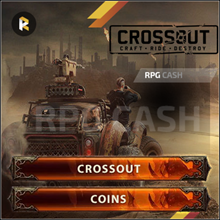 Crossout Coins PC from RPGCash
