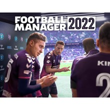 FOOTBALL MANAGER 2022  / 💳NO COMMISSION / STEAM KEY