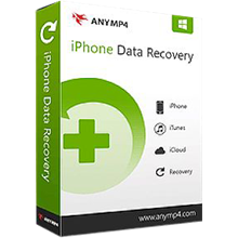 🔑 AnyMP4 iPhone Data Recovery for Windows | License